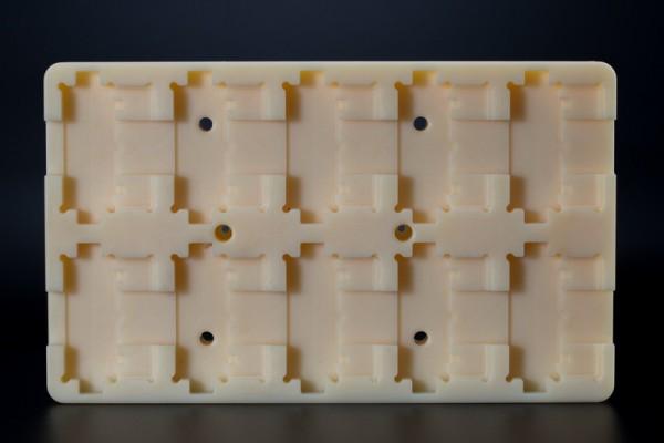 CNC自动化底模